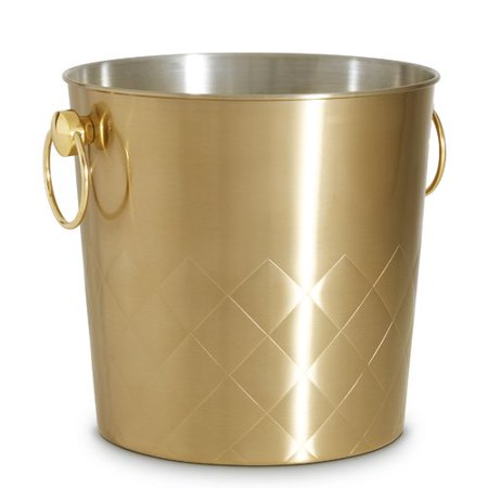 VonShef Champagne Bucket with Carry Handles ()