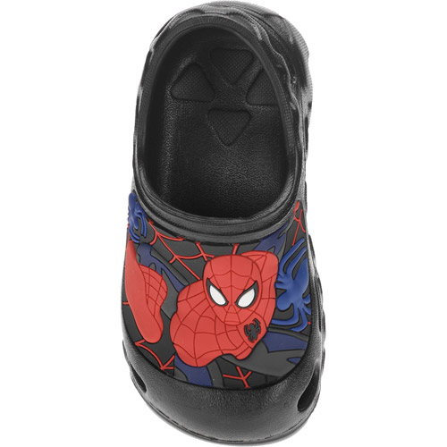 Marvel Toddler Boys' Spider Man Clogs