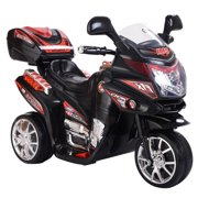 3 Wheel Kids Ride On Motorcycle 6V Battery Powered Electric Toy Power Bicyle New by Apontus
