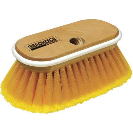 Seachoice Deck Brush with Standard Threaded Hole