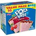 Kellogg's Frosted Cherry Pop-Tarts, 16 ct