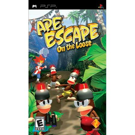 Ape Escape: On the Loose (PSP)