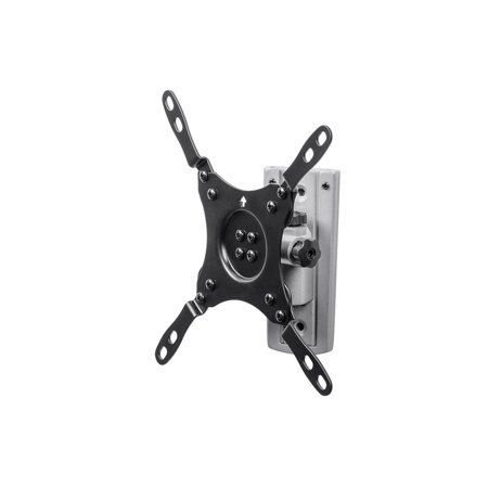 Monoprice RV TV Wall Mount Bracket - For TVs 13in to 42in, Max Weight 33lbs, Extension Range up to 3.6in, VESA - 100 Mm Vesa Patterns