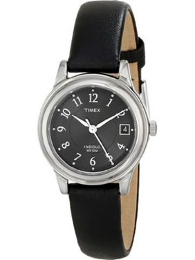 e5388bce4 Free shipping. Product Image Women's Timex Porter Street Black Leather Band  Watch T29291