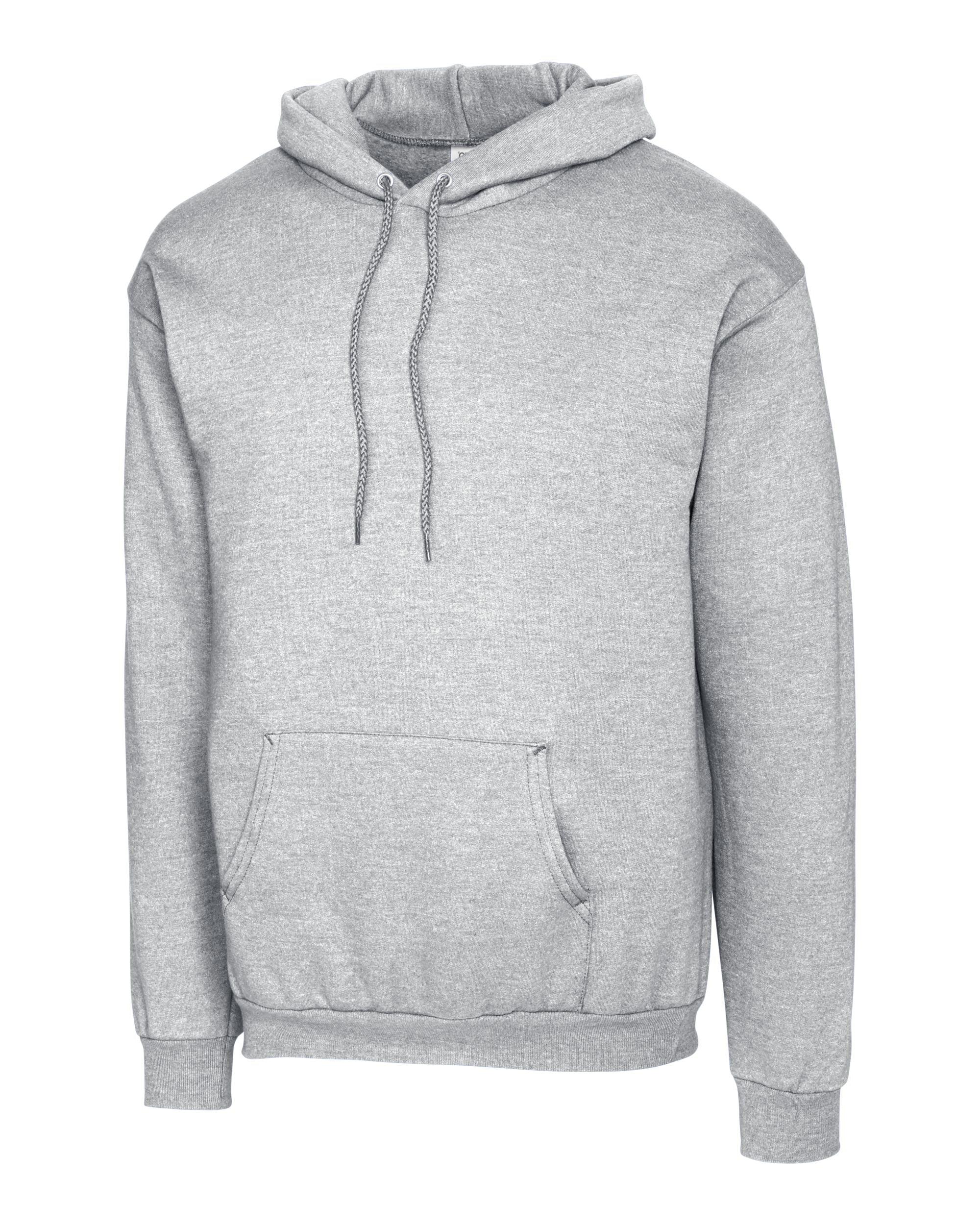 Clique Men's Basics Fleece Pullover Hoodie