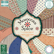 "First Edition Premium Paper Pad, 6"" x 6"", 64pk, Morrocan Spice"