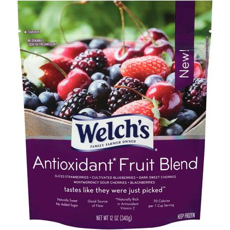 Welch S Antioxidant Fruit Blend  12 Oz    8 Pack