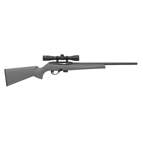 "Remington Arms 597  Syn 22lr 20"" W/scope"