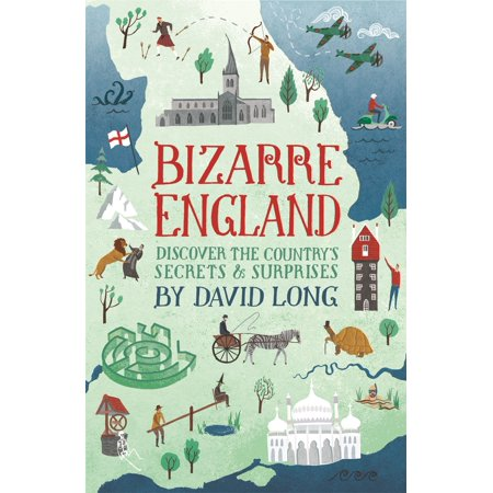 Bizarre England - eBook (Bizzare Inc)