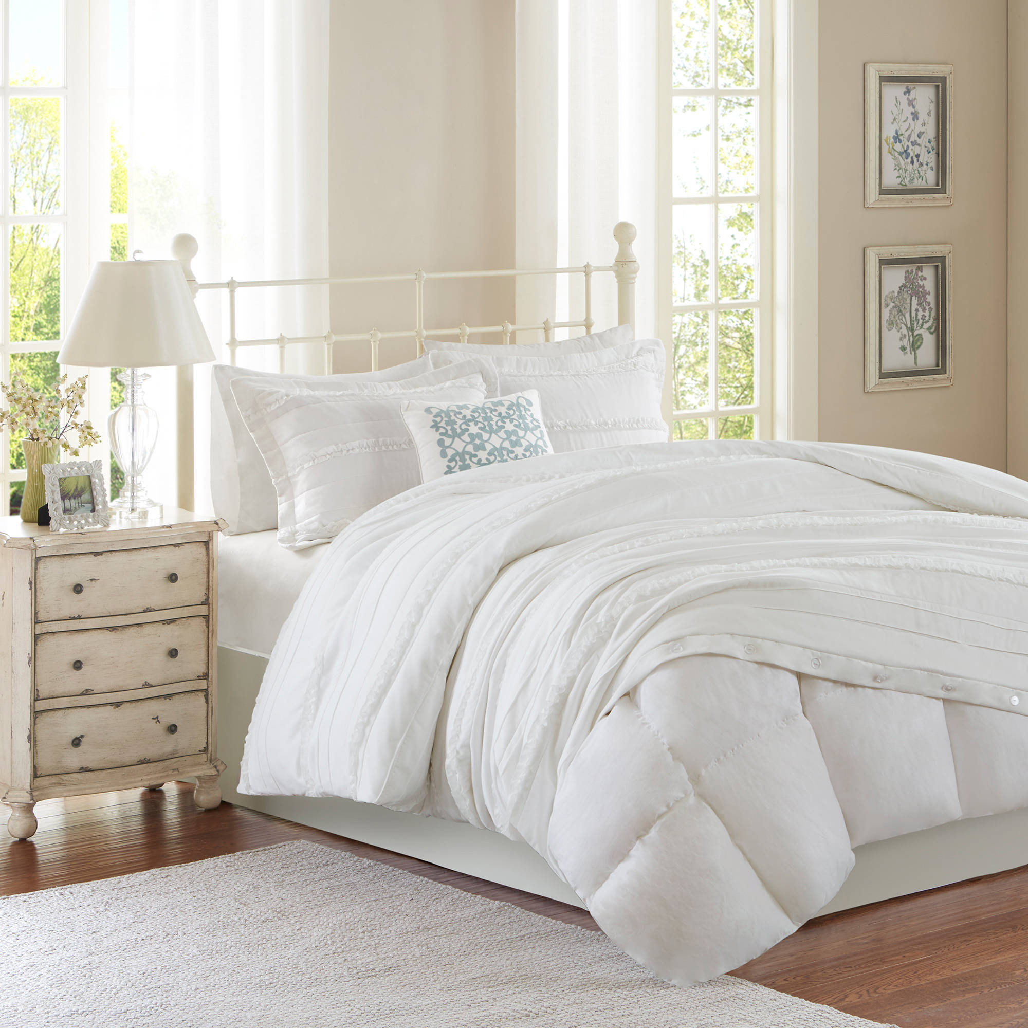 Home Essence Alexis 2-in-1 Duvet Set