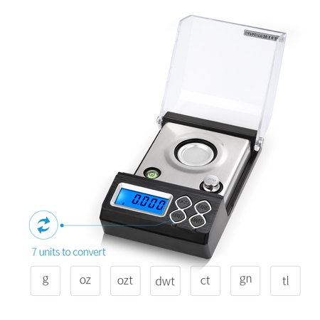 4b03f284ec9a High Precision Professional Digital Milligram Scale 50g/0.001g Mini  Electronic Balance Powder Scale Gold Jewelry Carat Scale Digital Weight  with ...
