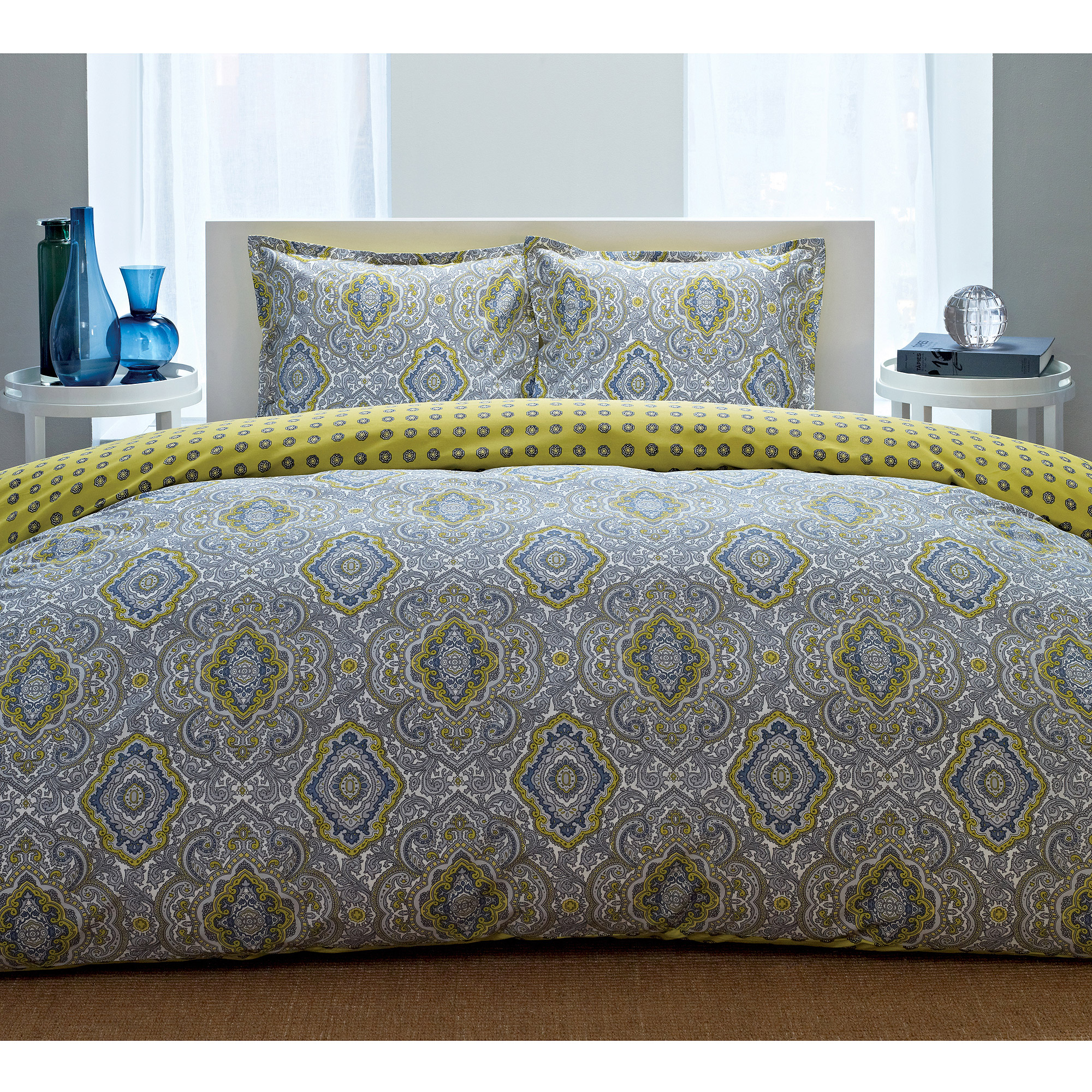City Scene Milan Bedding Comforter Set