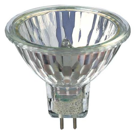 50w Mr16 Flood - PHILIPS EXN MR16 50w No Front Glass 12V Flood FL36 bulb No FG