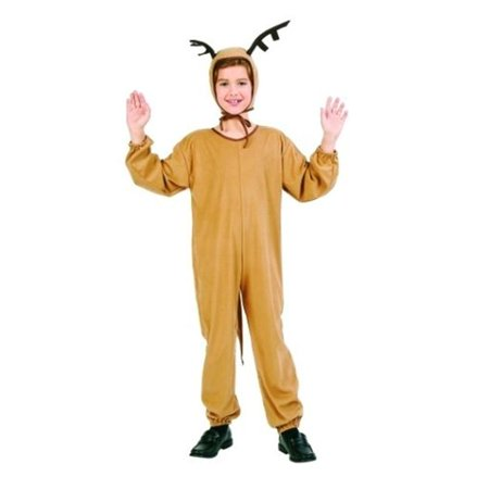 RG Costumes 90188-S Reindeer Costume - Size Child Small 4-6 (Women Reindeer Costume)