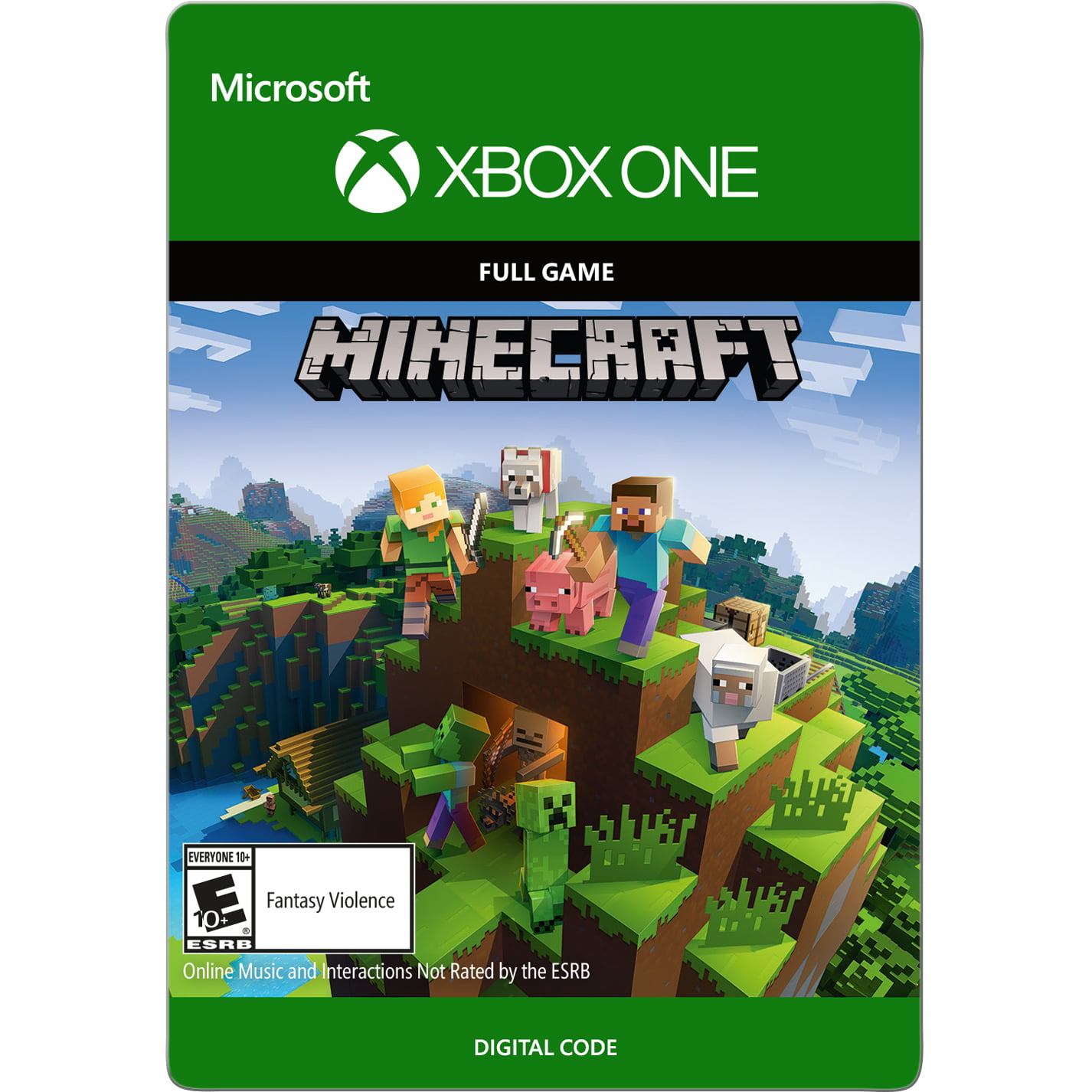 game download keys xbox one