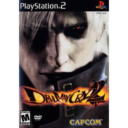 Devil May Cry 2 - PS2 Playstation 2 (Refurbished)