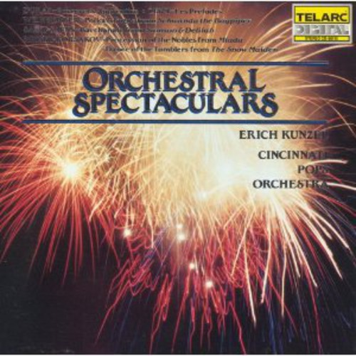 Orchestral Spectaculars