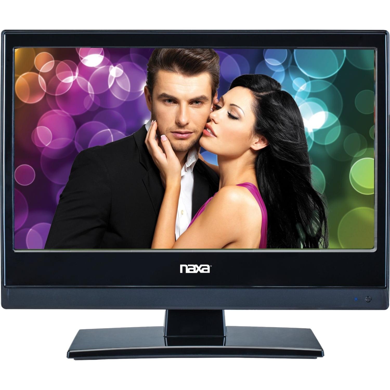 "NAXA 13.3"" LED TV and DVD/Media Player + Car Package (NTD-1356)"
