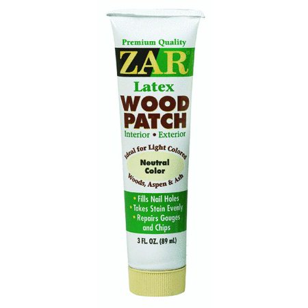 Zar Latex Wood Patch Wood Filler