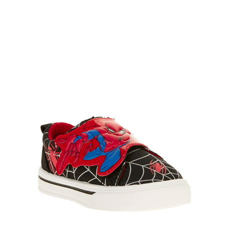 Spider-Man Toddler Boys' Casual Sneaker - Spiderman Light Up Sneakers
