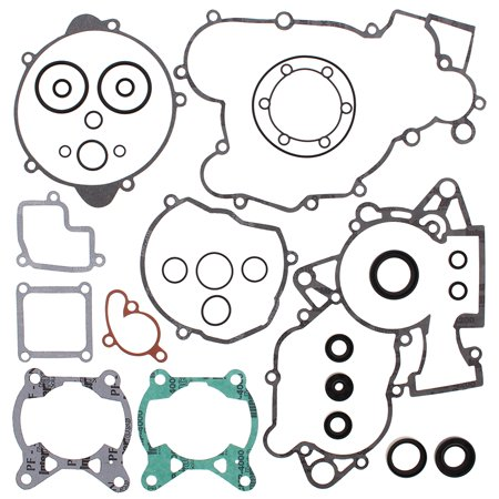 New Gasket Kit without Crankshaft Oil Seals for KTM 105 SX