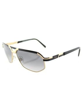 Cazal Cazal9056 001SG Unisex Aviator Sunglasses