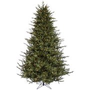 Vickerman A110391LED 12 ft. x 93 in. Itasca Frasier Christmas Tree with 2000 Warm White Dura Light - Green