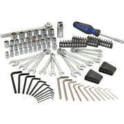 HYPER TOUGH UJ84037A 113 PIECE, SAE AND METRIC MECHANICS SET