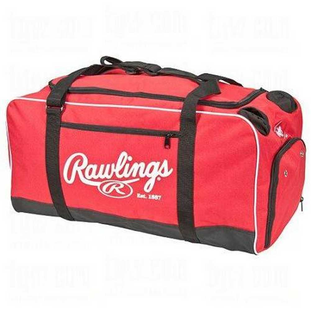Rawlings Covert Duffle Bag Scarlet COVERT by Rawlings