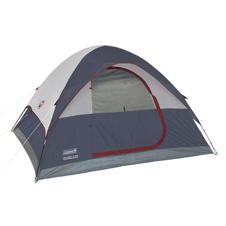 Coleman Picton Ii 6 Person Dome Tent Walmart Com