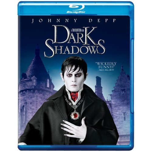 Dark Shadows (Blu-ray + DVD + UltraViolet) (With INSTAWATCH) (Widescreen)