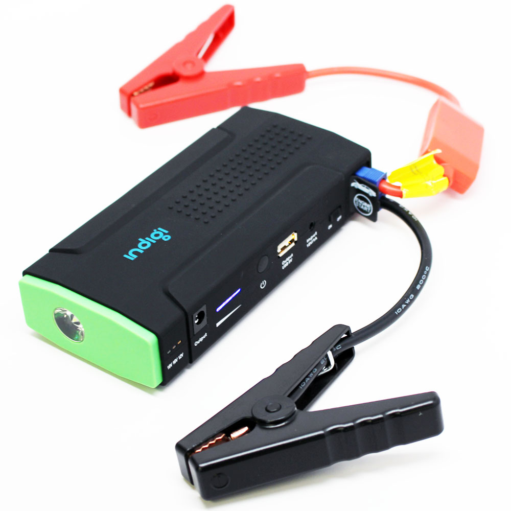 Smallest Lightest Powerful Portable Power Bank Station Car Vehicle Jump Starter