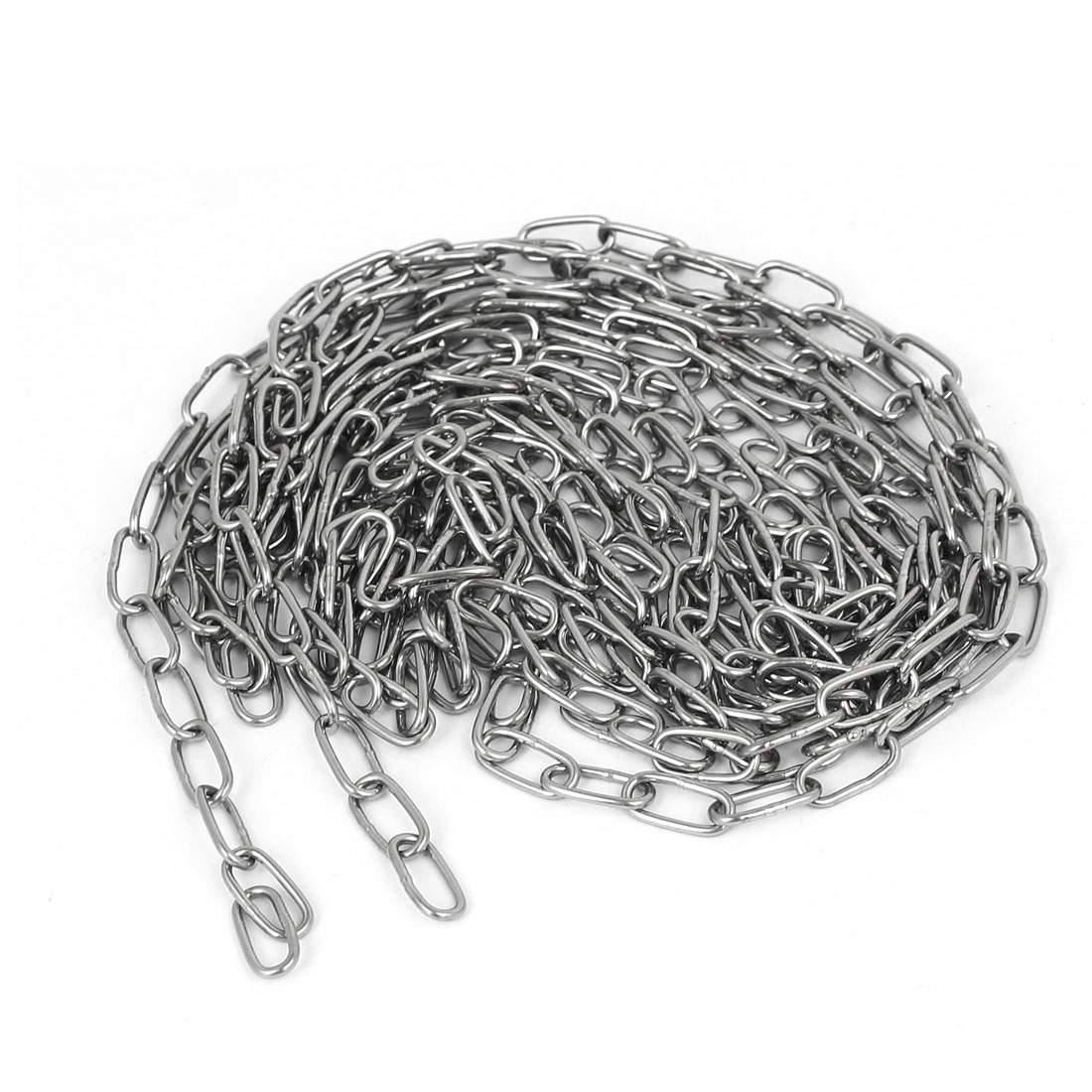 Pet Dog Training Clothes Hanging 304 Stainless Steel Coil Chain M1.2x10Ft