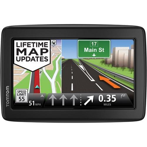 "Refurbished TomTom VIA1500MSE 5"" Portable GPS"