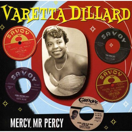 Varetta Dillard   Mercy Mr Percy  Cd