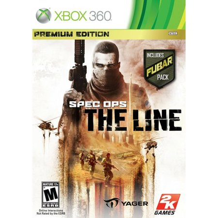 Spec Ops: The Line - Xbox 360