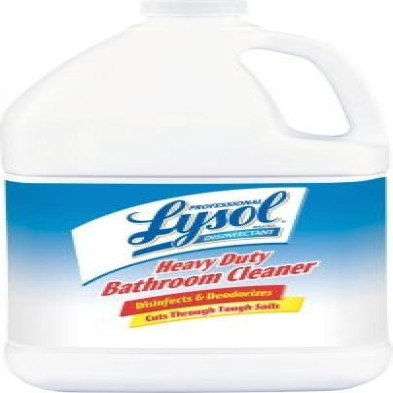 Professional Lysol® Disinfectant Heavy-Duty Bathroom Clea...