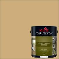 Lioness, KILZ COMPLETE COAT Interior/Exterior Paint & Primer in One, #LE120-02