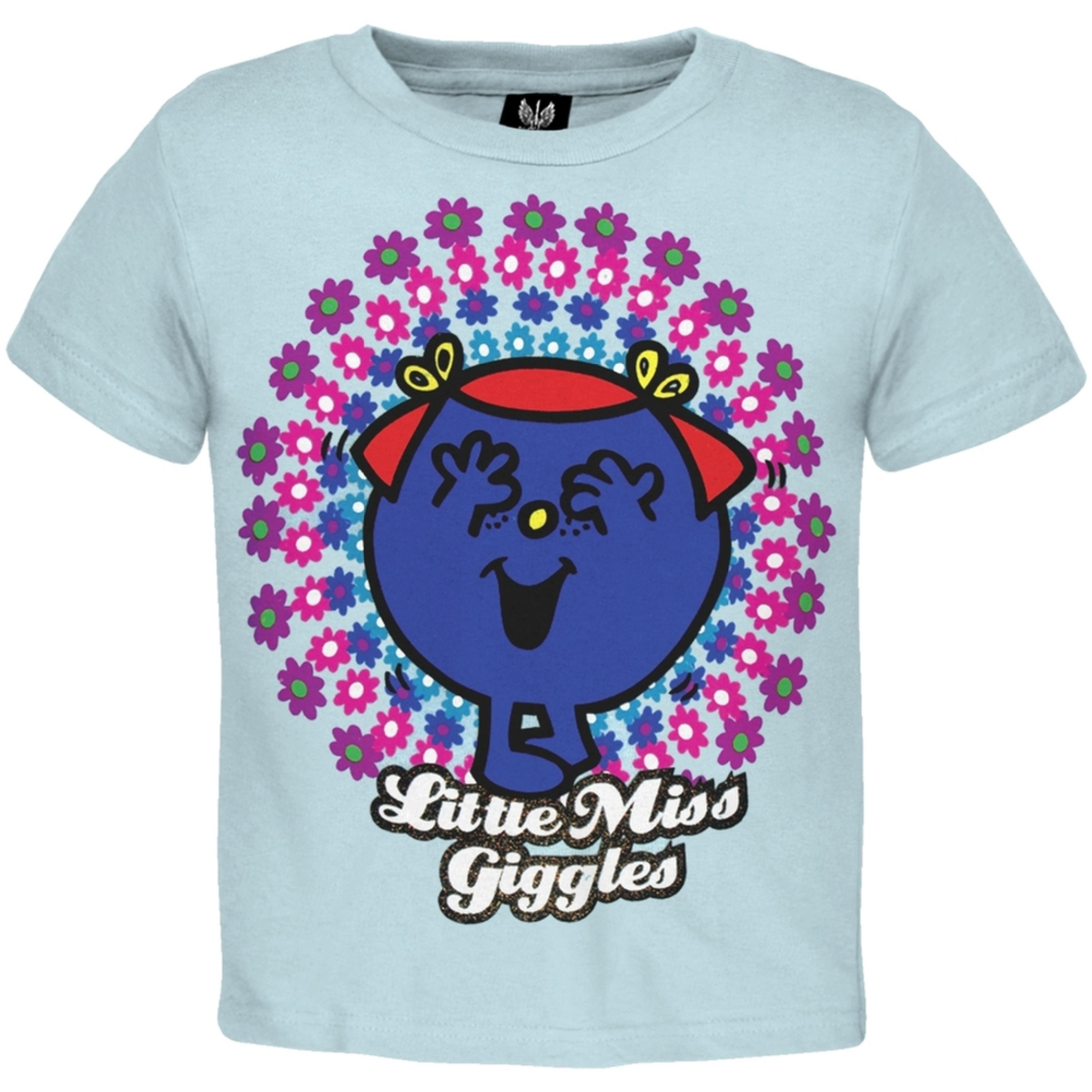 Little Miss - Giggles Toddler T-Shirt