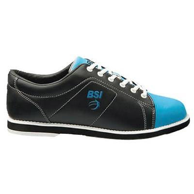 BSI Womens Classic #652 Black w/Electric Blue 5.5