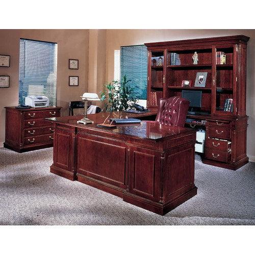 Flexsteel Contract Keswick U-Shape Executive Desk