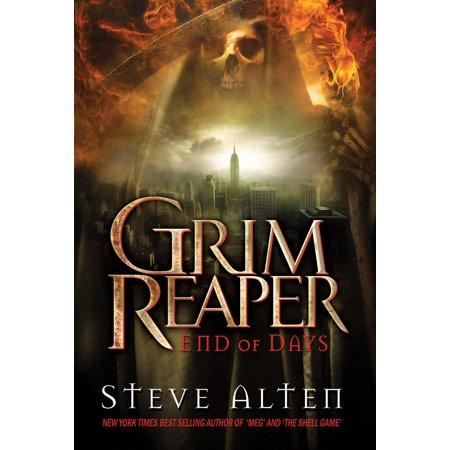 Grim Reaper: End of Days - eBook