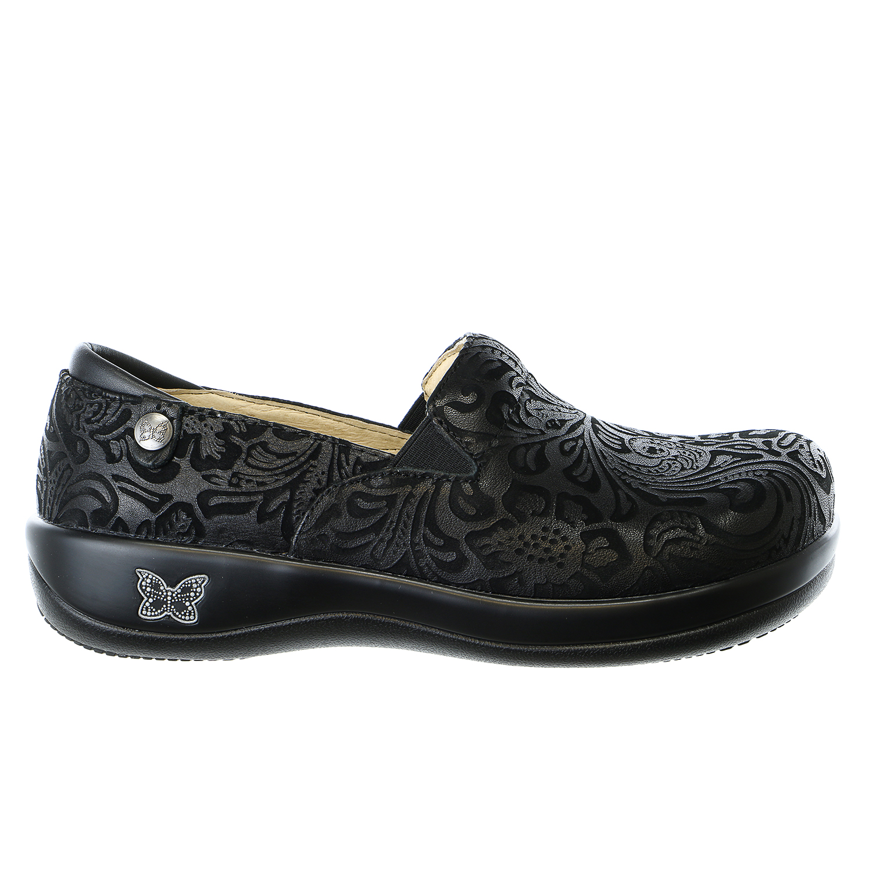 Alegria Keli Professional Slip Resistant Work Loafer Shoe...