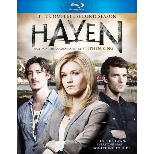 Haven: The Complete Second Season (Blu-ray) (Widescreen)