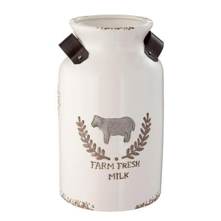 Tigers Ceramic Pitcher - Farm Fresh Ceramic Milk Jug