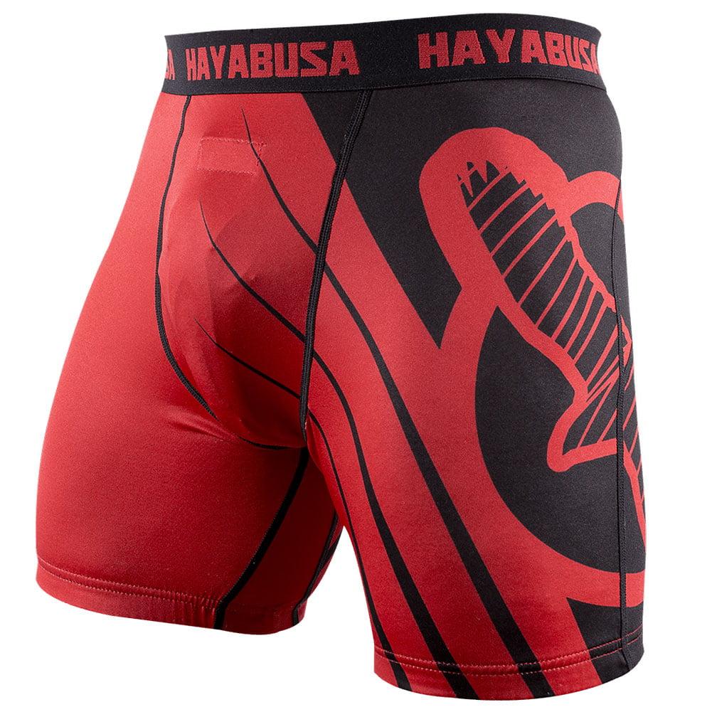 Hayabusa Recast Series Compression Shorts - Black/White