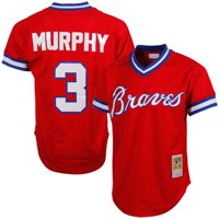 1cb3853ca Product Image Dale Murphy Atlanta Braves Mitchell   Ness 1980 Authentic  Cooperstown Collection Mesh Batting Practice Jersey -