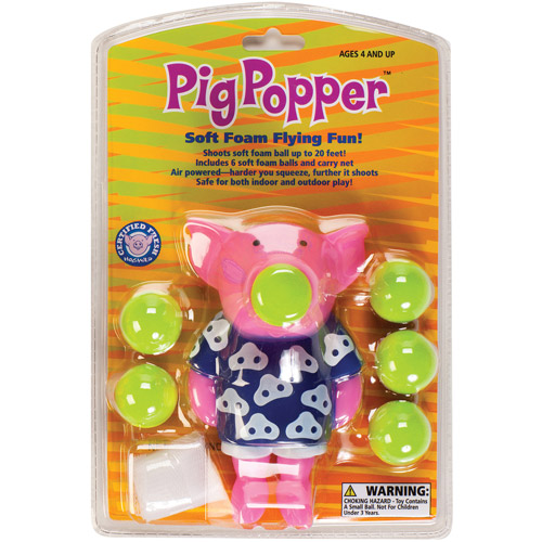 Hog Wild Animal Popper
