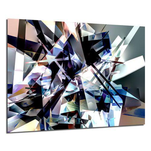 Wrought Studio 'Vibrant Geo III' Graphic Art