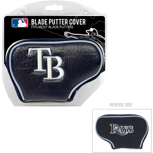 Team Golf MLB Tampa Bay Rays Golf Blade Putter Cover